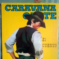Cómics: CARAVANA OESTE- VILMAR- Nº 248 - EL CUERVO -INTERESANTE- BUENO- DIFÍCIL- LEAN-0570. Lote 156383922