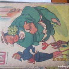 Cómics: RICO TIPO -LOTE DE 7 EJEMPLARES- AÑO 50/60 -REVISTA DE HUMOR PARA ADULTOS ARGENTINA. Lote 156431394