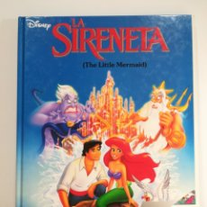 Cómics: COMIC DISNEY - LA SIRENITA - CATALA /ANGLES. Lote 156716122