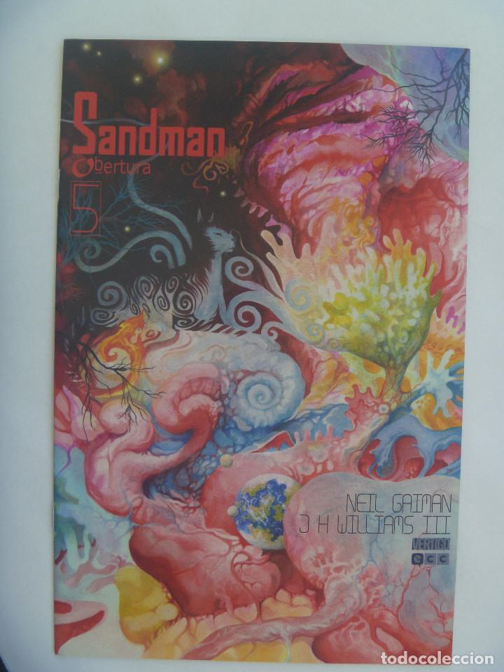 SANDMAN OBERTURA , Nº 5 . DE VERTIGO , DC COMIC 2014 (Tebeos y Comics - Comics otras Editoriales Actuales)