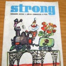 Cómics: STRONG - NÚMERO 66. Lote 156897898