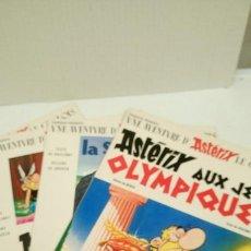 Cómics: ASTERIX EN FRANCES, 4 TOMOS. EDICIONES DEL PRADO.. Lote 156972973
