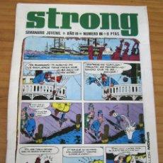 Cómics: STRONG - NÚMERO 86. Lote 156982790