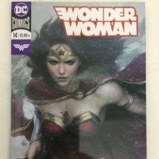 Cómics: WONDER WOMAN 28 / 14 - ORLANDO, BRAGA, ACO, PETRUS, ALLÉN, MARTÍN - ECC. Lote 156995165