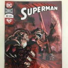 Cómics: SUPERMAN 83 / 4 (GRAPA) - BENDIS, REIS, SOOK - ECC. Lote 156995370