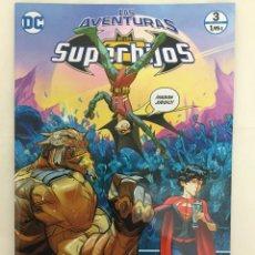 Cómics: LAS AVENTURAS DE LOS SUPERHIJOS 3 DE 12 - TOMASI, BARBERI - ECC. Lote 156995550