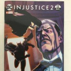 Cómics: INJUSTICE 2 13 / 71 (GRAPA) - TAYLOR, SAMPERE, REDONDO, ALBARRÁN - ECC. Lote 156995736