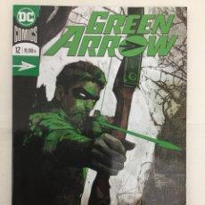 Cómics: GREEN ARROW 12 - SCOTT, BENSON, BENSON, CLARK, FERNÁNDEZ - ECC. Lote 156997293