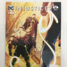 Cómics: INJUSTICE 2 12 / 70 (GRAPA) - TAYLOR, SAMPERE, REDONDO, ALBARRÁN - ECC. Lote 156998904