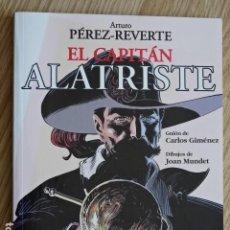 Cómics: EL CAPITÁN ALATRISTE ARTURO PÉREZ-REVERTE CARLOS GIMÉNEZ JOAN MUNDET COMIC. Lote 157005046