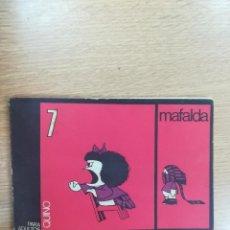 Cómics: MAFALDA #7 (QUINO - LUMEN). Lote 157240462