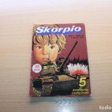 Cómics: SKORPIO Nº III, DE DILAN S.L. Lote 157246714
