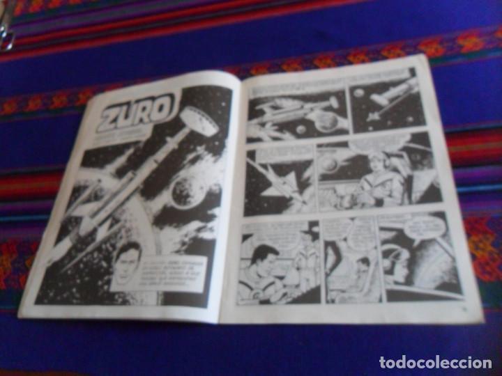 Cómics: CÓMIC CUBANO PROPAGANDISTA DEL COMUNISMO, ZURO AGENTE SIDERAL. EDITORIAL ORIENTE 1986. RARO. - Foto 3 - 157263330