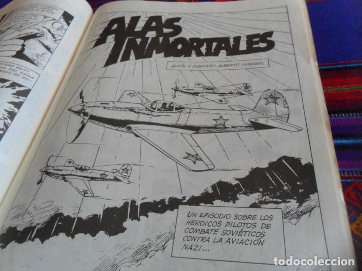 Cómics: CÓMIC CUBANO PROPAGANDISTA DEL COMUNISMO, ZURO AGENTE SIDERAL. EDITORIAL ORIENTE 1986. RARO. - Foto 4 - 157263330