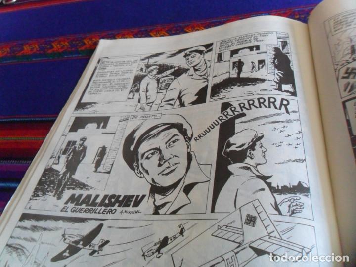 Cómics: CÓMIC CUBANO PROPAGANDISTA DEL COMUNISMO, ZURO AGENTE SIDERAL. EDITORIAL ORIENTE 1986. RARO. - Foto 5 - 157263330