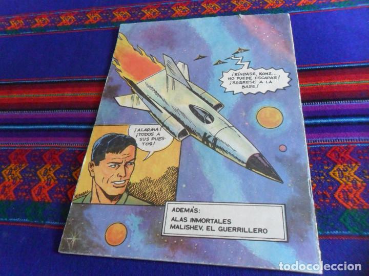 Cómics: CÓMIC CUBANO PROPAGANDISTA DEL COMUNISMO, ZURO AGENTE SIDERAL. EDITORIAL ORIENTE 1986. RARO. - Foto 7 - 157263330