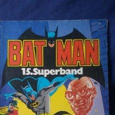 Cómics: BATMAN EN ALEMAN 1977 . Lote 157264422