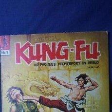 Cómics: KUNG-FU COMIC EN ALEMAN N.1 . Lote 157267314