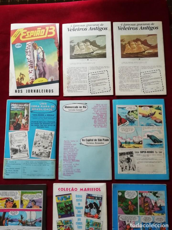 Cómics: Lote Zorro (x11 unidades) - 1ª Série - EBAL 1979 - Foto 3 - 157322914