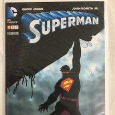 Cómics: SUPERMAN 34 (GRAPA) - GEOFF JOHNS, JOHN ROMITA JR. - ECC EDITORIAL. Lote 157327874