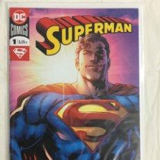 Cómics: SUPERMAN 80 / 1 (GRAPA) - BENDIS, REIS, GLEASON - ECC. Lote 157340558