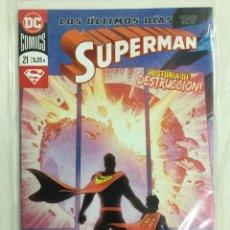 Cómics: SUPERMAN 76 / 21 (GRAPA) - TOMASI, GLEASON, ROBINSON, KITSON, MAHNKE - ECC. Lote 157340886