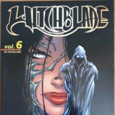 Cómics: COMIC N°6 HITCHBLADE 1999. Lote 157356440
