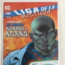 Cómics: LIGA DE LA JUSTICIA 55 (GRAPA) - JURGENS, GRUMMETT - ECC COMICS. Lote 157364310