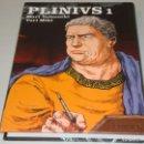 Cómics: PLINIUS COMPLETA 3 TOMOS. Lote 157376746