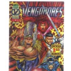 Cómics: LOS VENGADORES FORUM N,1 HEROES REBORN. Lote 157708706