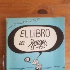 Cómics: EL LIBRO DEL FORGES . PUBLICADO POR 1972. ED. EDICIONES 99. (1972) 275PP. Lote 157766818