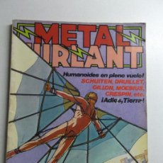 Cómics: METAL HURLANT N°4. Lote 157768266