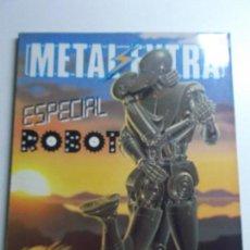 Cómics: METAL HURLANT Nº 3 ESPECIAL ROBOT. Lote 157769794