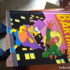 Cómics: EL PERIODICO -- GRANDES DEL HUMOR -- BARTMAN -- EL SANCIONADOR ACECHA. Lote 157784150