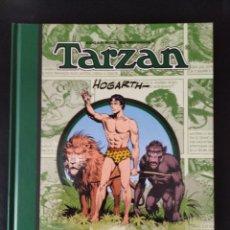 Cómics: TARZÁN DE BURNIE HOGARTH SUNDAY PAGES 1937-1939 - DOLMEN EDITORIAL - CARTONÉ - TIRAS DE PRENSA. Lote 156750434
