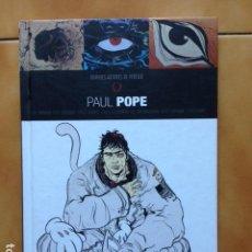 Cómics: GRANDES AUTORES DE VERTIGO : PAUL POPE - BRUCE JONES PAUL JENKINS DAVID LAPHAM ... ECC. Lote 157800822