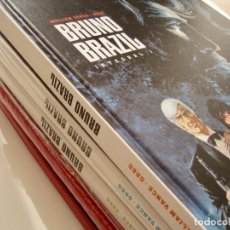 Cómics: BRUNO BRAZIL--- INTEGRAL---MICHEL GREG-- WILLIAM VANCE--PONENT MON--COMPLETA NUEVA. Lote 157831966