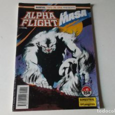 Cómics: ALPHA FLIGHT LA MASA NUMERO 41. Lote 157850502