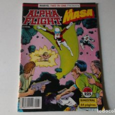 Cómics: ALPHA FLIGHT LA MASA NUMERO 39. Lote 157850686