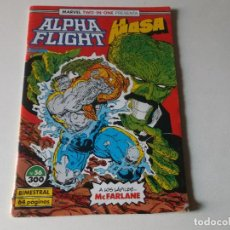 Cómics: ALPHA FLIGHT LA MASA NUMERO 56. Lote 157854050