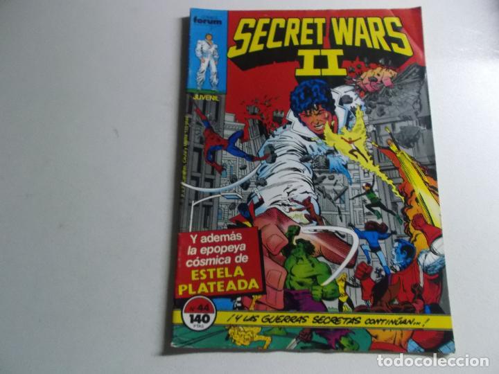 SECRET WARS II - NÚMERO 44 - MARVEL COMICS - FORUM (Tebeos y Comics Pendientes de Clasificar)