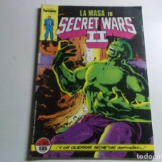 Cómics: LA MASA EN SECRET WARS II - Nº 23 - FORUM.. Lote 157868562