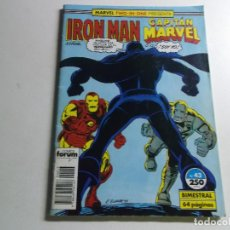 Cómics: IRON MAN CAPITAN MARVEL NUMERO 43. Lote 157869922
