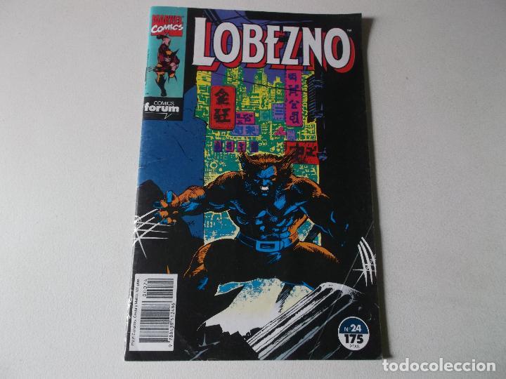 LOBEZNO NUMERO 24 (Tebeos y Comics Pendientes de Clasificar)
