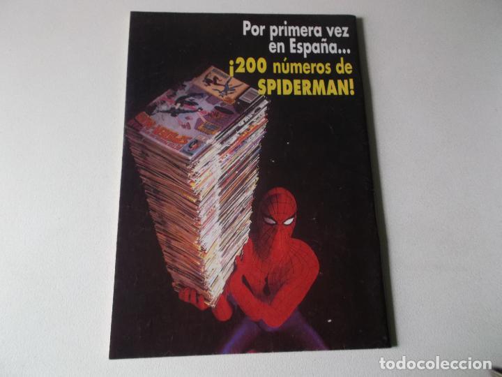 Cómics: SPIDERMAN Nº 200. Número Especial 64 pags. Con Poster de Frank Miller. VOL. 1. FORUM MBE - Foto 2 - 157906778
