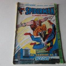 Cómics: SPIDERMAN- V-3-Nº 62- EL CANGURO AL ACECHO- ROSS ANDRU-NÚMERO HISTÓRICO-1980-BUENO-RARO- 6724. Lote 157908394