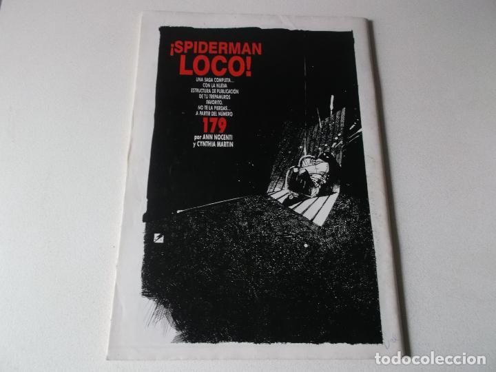 Cómics: Spiderman-especial primavera-forum-año 1987-color-formato grapa-el juego mas divertido - Foto 2 - 157913178