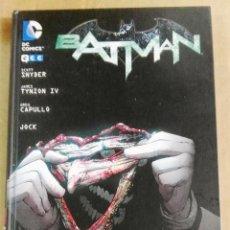 Cómics: BATMAN. LA MUERTE DE LA FAMILIA, DC COMICS, BARCELONA, 2015. Lote 157917066