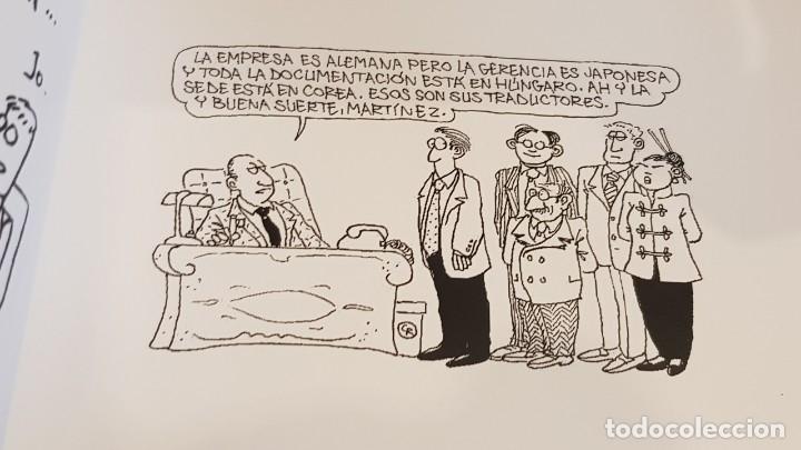 Cómics: AVENTURAS Y DESVENTURAS DE UNA PROFESIÓN CON ARTE / AUDIHISPANA GRANT THORNTON / NUEVO. - Foto 3 - 157950754
