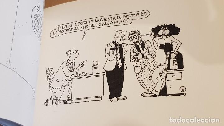 Cómics: AVENTURAS Y DESVENTURAS DE UNA PROFESIÓN CON ARTE / AUDIHISPANA GRANT THORNTON / NUEVO. - Foto 6 - 157950754